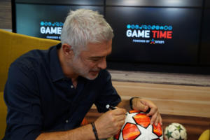 O Nικοπολίδης στο Game Time του ΟΠΑΠ – «O Oλυμπιακός θα βρει τη λύση για το κενό του Φορτούνη»