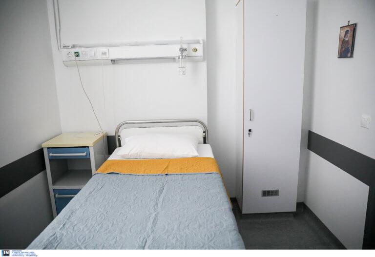 Σε κοντέινερ στο νοσοκομείου «Άγιος Παύλος» η μονάδα μεσογειακής αναιμίας