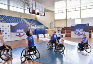 Hoops for Hope: Πέντε «θρύλοι» του μπάσκετ σκοράρουν με τον ΟΠΑΠ για καλό σκοπό!