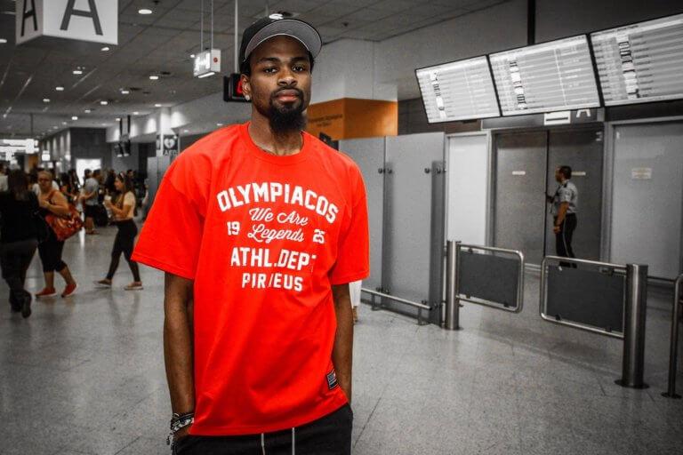 Ολυμπιακός – Πάντερ: «Επιτέλους θα είμαι συμπαίκτης με τον Σπανούλη» [pics]