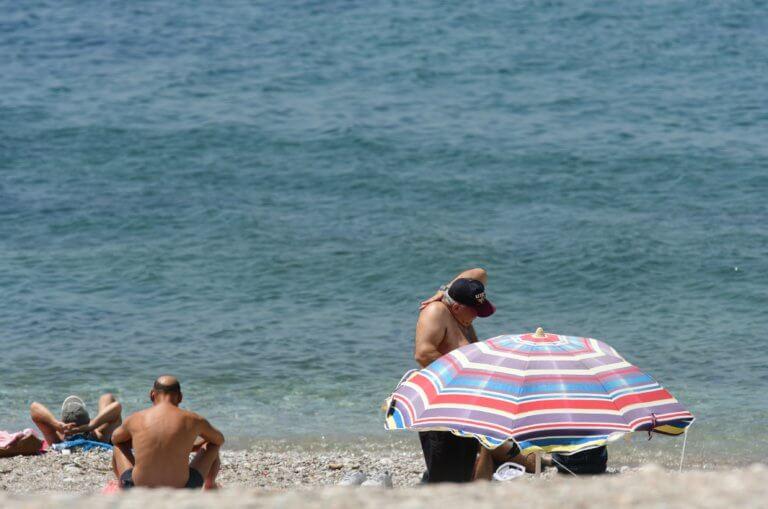 Αχαΐα: Τελευταίο μπάνιο για ηλικιωμένο στην παραλία της Καλογριάς