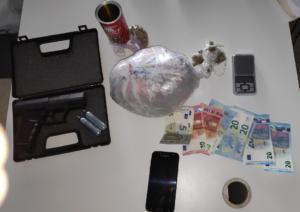 Διπλή επιχείρηση της αστυνομίας για ναρκωτικά – Έξι συλλήψεις
