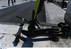 Θεσσαλονίκη: Παρέσυρε και τραυμάτισε 4χρονο κοριτσάκι με το ηλεκτρικό του πατίνι – Στο νοσοκομείο η μικρή!