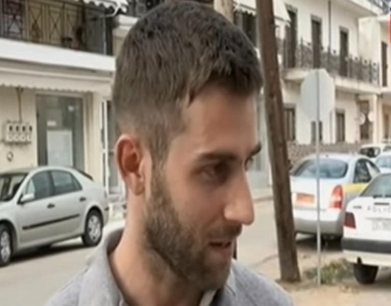 """Ζάκυνθος: Ο πατροκτόνος για πρώτη φορά στην κάμερα – """"Η ζωή μου καταστράφηκε τη μέρα που γεννήθηκα"""" – video"""
