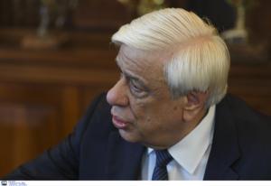 Παυλόπουλος: Η καλή γειτονία προϋποθέτει τον σεβασμό του συνόλου του Διεθνούς Δικαίου
