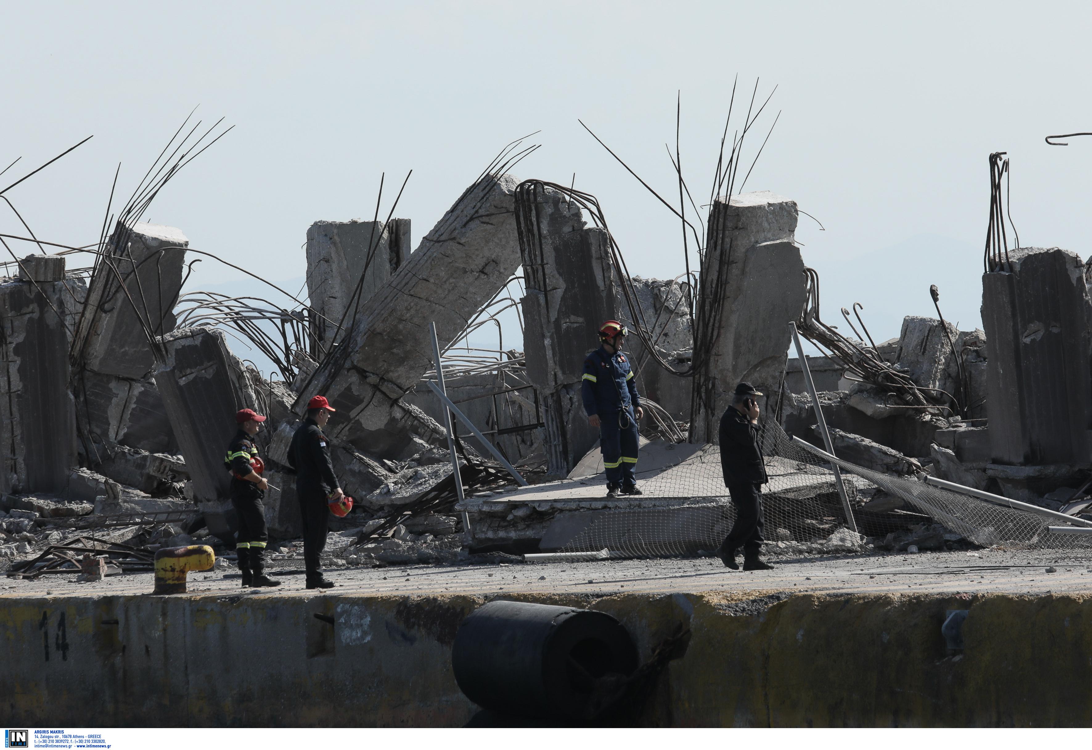 Κλείνει το τμήμα του ταινιόδρομου στον Πειραιά που κατέρρευσε από τον σεισμό για να μην κινδυνεύσει κανείς