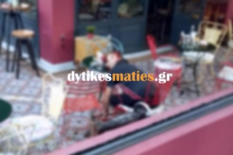Περιστέρι: Δολοφονία στην καφετέρια πασίγνωστου ηθοποιού!