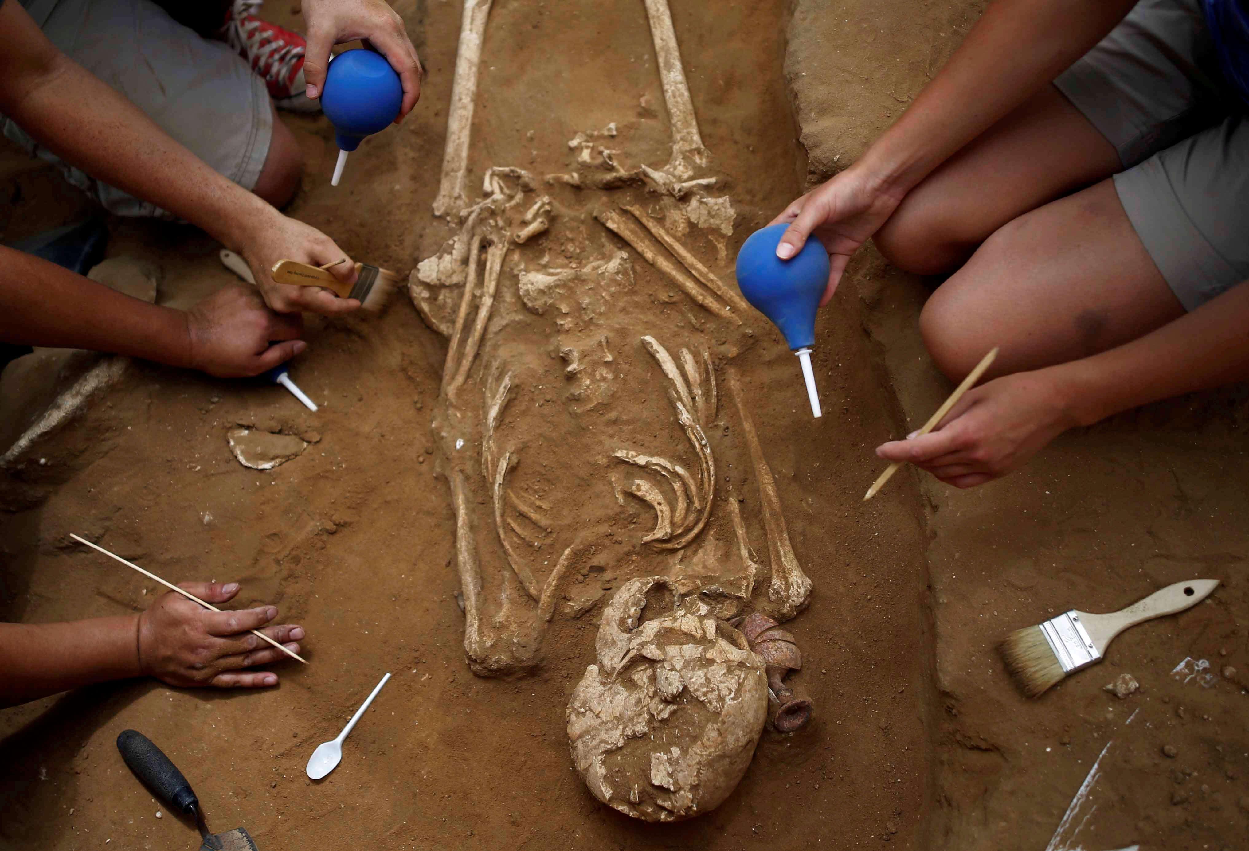 Οι Φιλισταίοι (μπορεί να) ήταν Έλληνες! Το DNA… μίλησε!