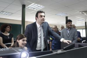 Πιερρακάκης: Μέχρι το τέλος του έτους διαθέσιμο το σύστημα 112