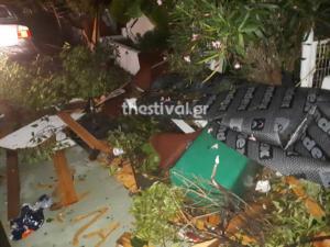 ΑΔΜΗΕ για Χαλκιδική: Προσπαθούμε να αποκαταστήσουμε την ηλεκτροδότηση