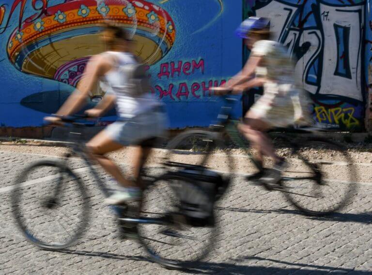 Στις 20 πιο φιλικές πόλεις του κόσμου για ποδήλατο η Λιουμπλιάνα