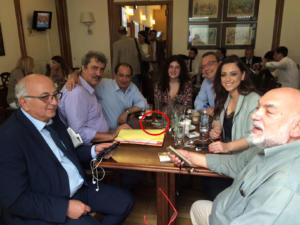 Κυρώσεις στον Πολάκη για το τσιγάρο στη Βουλή ζητά ο Μπεχράκης