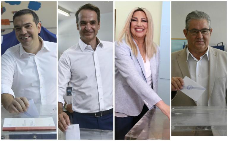 Εκλογές 2019: LIVE τα όσα συμβαίνουν σε όλη την χώρα