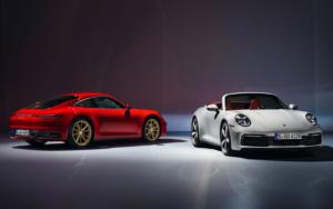 Αυτές είναι οι νέες Porsche Carrera 911 και 911 Carrera Cabriolet [pics]
