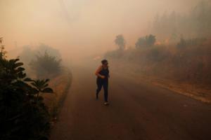 Πορτογαλία: Είκοσι τραυματίες από τις μεγάλες πυρκαγιές στη χώρα