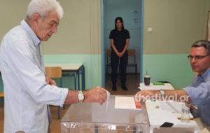 """""""Το αποτέλεσμα των εκλογών να είναι ό,τι καλύτερο για την Ελλάδα"""""""