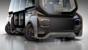 Τροχοί που στρίβουν 360 μοίρες για τις αστικές μετακινήσεις του μέλλοντος! [vid]