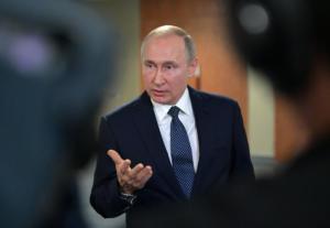 Κατά των κυρώσεων σε Γεωργία ο Βλαντιμίρ Πούτιν
