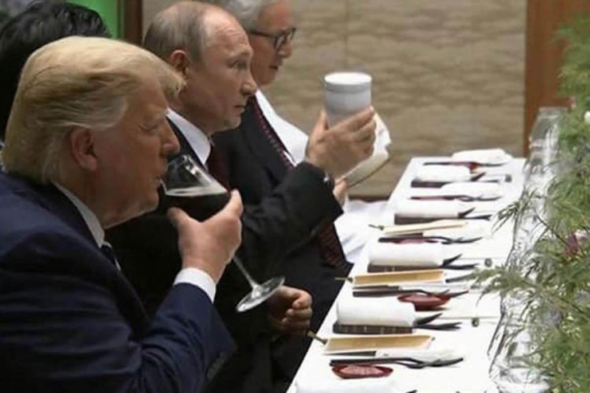 Η απάντηση του Κρεμλίνου μετά τα σενάρια για την κούπα του Πούτιν – video