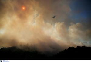Πολύ υψηλός κίνδυνος πυρκαγιάς αύριο Κυριακή, σε Αττική και Εύβοια