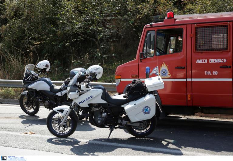 Τροχαίο με δυο τραυματίες στην παραλιακή – Χρειάστηκε επέμβαση της Πυροσβεστικής