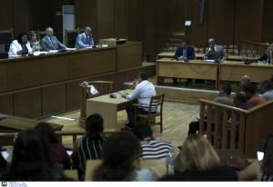 Δίκη Χρυσής Αυγής: Απολογείται ο Γιώργος Ρουπακιάς για την δολοφονία του Παύλου Φύσσα