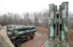 S-400: Η Τουρκία αναπτύσσει τους πυραύλους την ερχόμενη άνοιξη