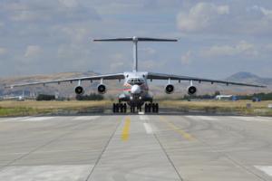 Συνεχίζονται οι παραλαβές των S-400 στην Τουρκία