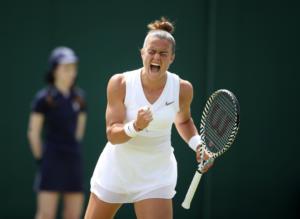 Wimbledon: Η «κατάρα» του τρίτου γύρου χτύπησε τη Σάκκαρη! «Λύγισε» από τη Σβιτολίνα
