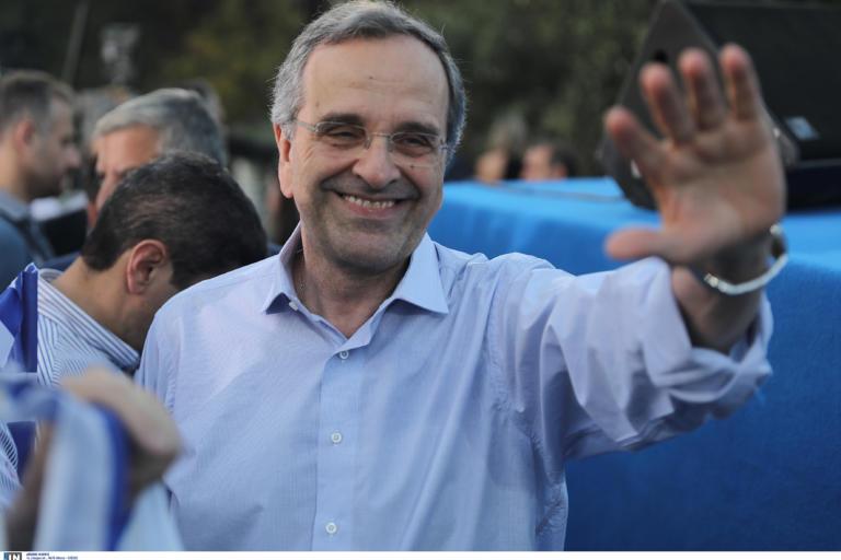 Σαμαράς: Άρθρο – παρέμβαση δυο μέρες πριν τις εκλογές!