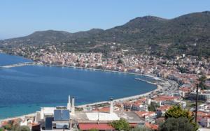 Σάμος: Zeppelin της Frontex περιπολεί πάνω από το νησί