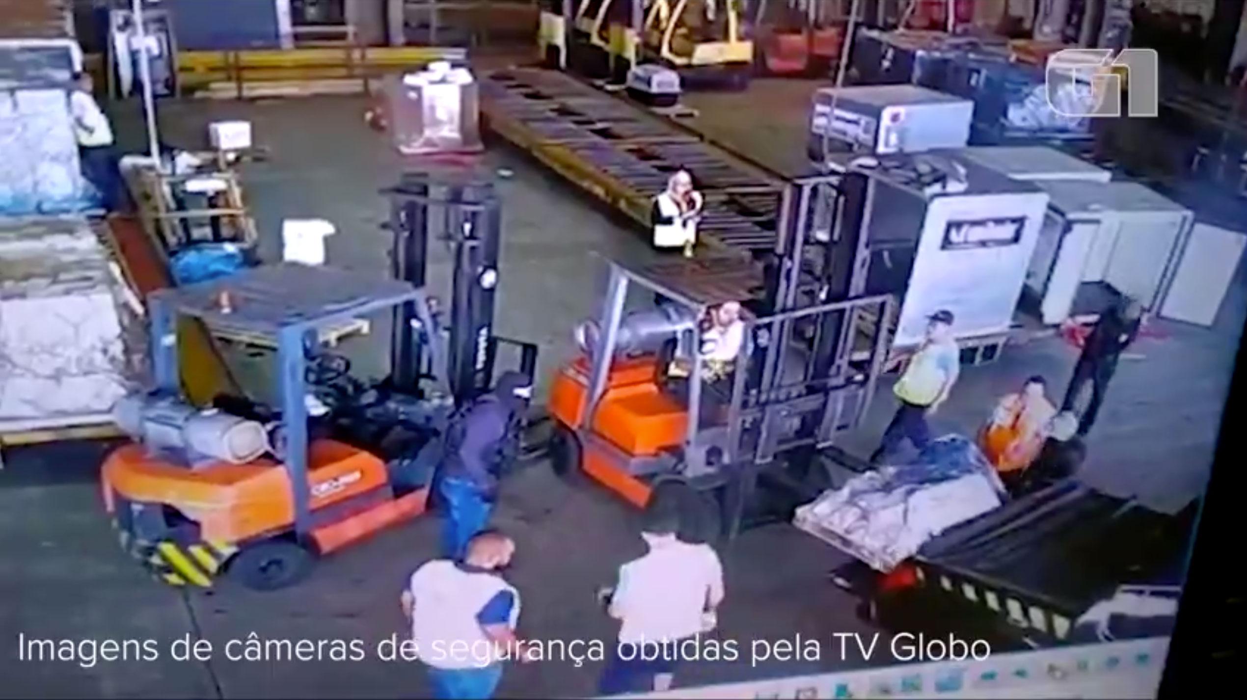 Σάο Πάολο ληστεία