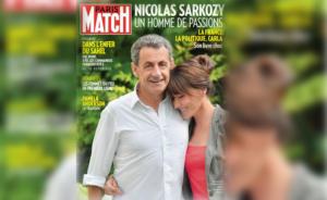 Ο Σαρκοζί ψήλωσε! Ανελέητο τρολάρισμα για το εξώφυλλο του Paris Match