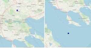 """Σεισμός στην… Νιγρίτα τελικά – """"Αλαλούμ"""" με τις εκτιμήσεις του Γεωδυναμικού Ινστιτούτου [pics]"""