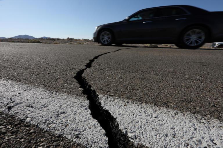 Μεγάλος σεισμός συντάραξε την Καλιφόρνια
