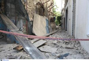 Σεισμός στην Αθήνα: Το χτύπημα του Εγκέλαδου μέσα από δέκα «κλικ»