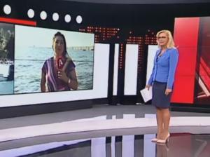Σεισμός στην Αθήνα – Η στιγμή της δόνησης των 4,2 Ρίχτερ στο στούντιο του Alpha – video
