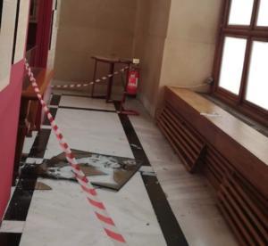 Σεισμός στην Αθήνα: Αυτές είναι οι ζημιές στη Βουλή [pics]