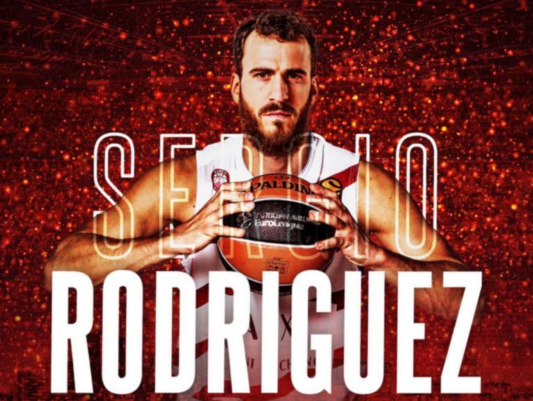 Euroleague: Επίσημο! Ο Σέρχι Ροντρίγκεθ στην Αρμάνι Μιλάνο – video