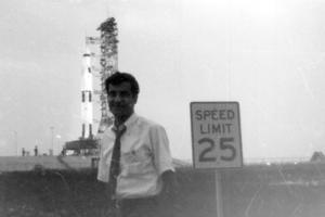 50 χρόνια από τον περίπατο στη Σελήνη! Ο Έλληνας που το έζησε από «κοντά»