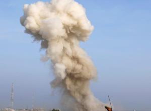 Σομαλία: Έκρηξη έξω από ξενοδοχείο – Φόβοι για πολλούς νεκρούς