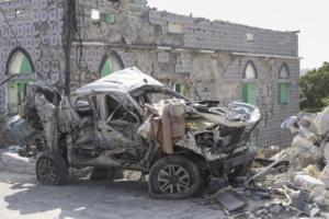 Λουτρό αίματος στη Σομαλία! Δεκάδες νεκροί από την τρομοκρατική επίθεση στο ξενοδοχείο