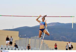 Στην κορυφή της Ελλάδας η Στεφανίδη! Σπουδαίο άλμα από την χρυσή Ολυμπιονίκη – video