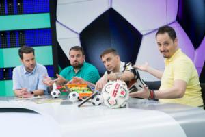 «Στο Πλεχτό»: η νέα χιουμοριστική εκπομπή για το ποδόσφαιρο
