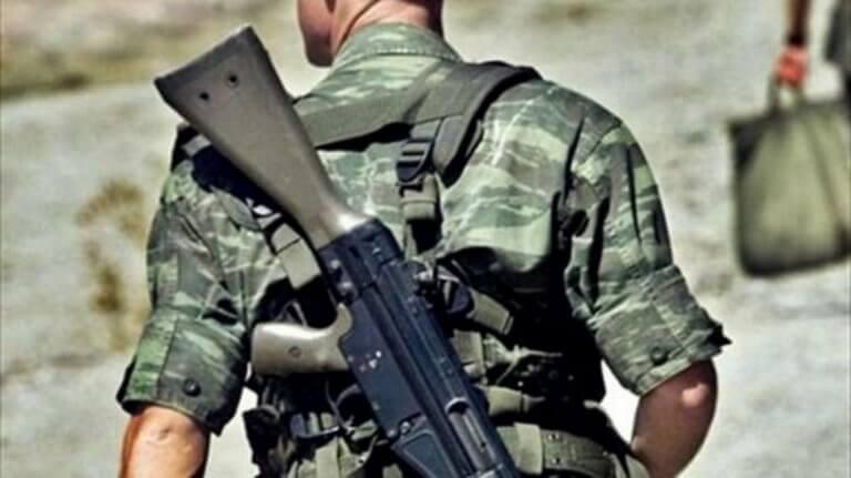 Τραγωδία στο Στρυμωνικό Σερρών – 36χρονος στρατιώτης βρέθηκε νεκρός