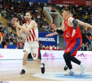 Euroleague: Κλείνει στην ΤΣΣΚΑ Μόσχας ο Στρέλνιεκς!