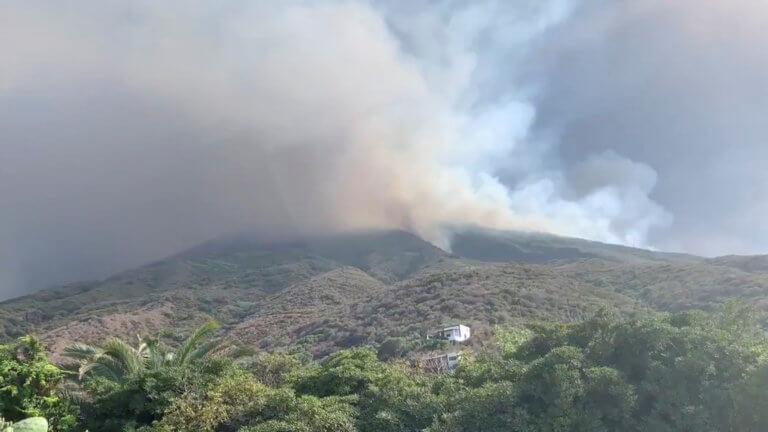Ιταλία: Ξύπνησε το ηφαίστειο στο νησάκι Στρόμπολι – Νεκρός ένας τουρίστας [video]