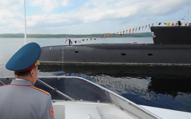 Σοκ! Νεκροί τουλάχιστον 14 ναύτες από φωτιά σε ρωσικό υποβρύχιο