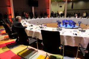 Σύνοδος Κορυφής: Διακοπή μέχρι αύριο το μεσημέρι!