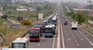 Κυκλοφοριακές ρυθμίσεις από Σχηματάρι έως Χαλκίδα